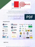 Gestion Etica de los proyectos en Peru - GEP ERS RRCH.pptx