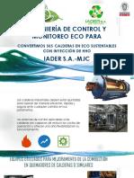 Presentación Hho Calderas, Turbinas y Grupos Electrogenos
