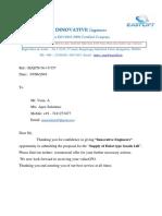 Hoist Type Goods Lift - Apex Solutions - Ref 157