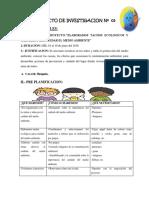 Proyecto de Aprendizaje Nº 03