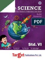 Std 6 Science Maharashtra Board