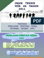 Juknis PP 46 Tahun 2011
