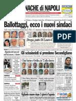 Cronache Di Napoli 13 Aprile 2010