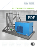 Compressor Station (Specification 98A)