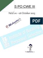 IBPS PO 2013 paper.pdf
