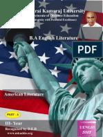Amercian Literature -Part A