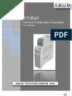 ABUS tranmitter