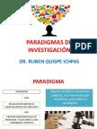 Que Son Los Paradigmas y Enfoques de Investigacion