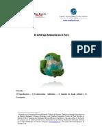 Arbitraje Ambiental en El Perú