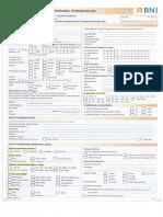 Form Pembukaan Rek Archive