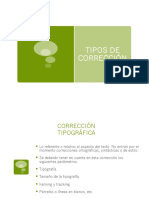 TIPOS_CORRECCION