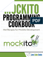 Mockito Programming Cookbook