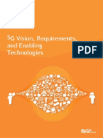 5G Vision Requirements and Enabling Technologies (1)