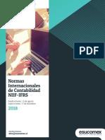 Diplomado Niif Ifrs 2018-1-1