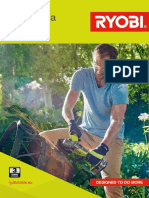 Ryobi PT Catalogo 2018