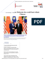 Healthy China-Malaysia Ties Could Hurt Ethnic Chinese _ TODAYonline