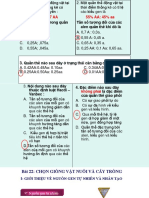 Bài 22 Chon Tao Giong Vat Nuoi