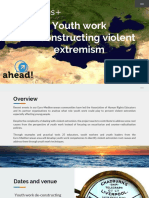 Call YouthWork PreventingViolentExtremism