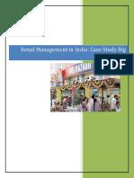 Retail Management Big Bazaar [www.writekraft.com]