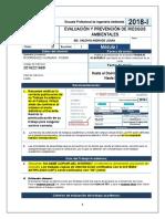 evaluacion de proyectos y riesgos ambientales