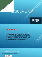 Disertacion Obras 2 Regulacion (Grupo 3)