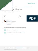 Pathophysiology of Dyspnea