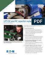 UPS Capacitor Replacement FAQ AP161001EN LR 040416