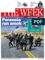 The Week - May 22, 2015