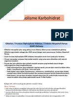 "Teori Fisiologi Mikroba ""Metabolisme Karbohidrat"" by Bu Reno Fitri M.Si"