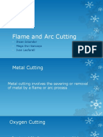 Flame and Arc Cutting