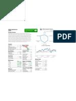 Adobe ADBE Stock Dashboard 20100928