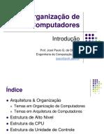 Aula 1 - Estrutura e Função Do Computador