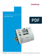 MULTICAL® 403 - Technical Description - English