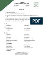 Roteiro 1 Anatomia Funcional