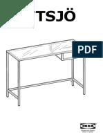 Vittsjo Table Ordinateur Portable AA 545300 6 Pub