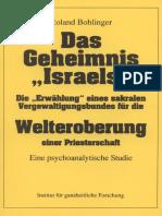 Rohland Bohlinger - Das Geheimnis Israels (2007)