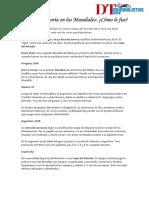 Historia de Peru en Los Mundiales
