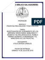 INSTITUTO BÍBLICO SALVADOREÑO