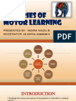 Theories of Motor Learning