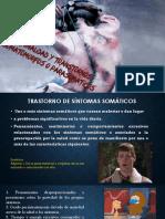 Criminalidad y Transtornos Somatomorfos o Parasomaticos