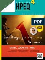 Newsletter HPEQ Edisi Ke 4 2013