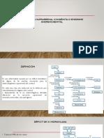 Feocromocitoma, Sd Adrenogenital, Coma Mixidematoso
