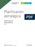 Planificación Estratégica UOC