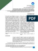 Atenção, concentração! Sobre a regulação de prescrições nacionais e a ampliação de sentidos de curriculos com crianças
