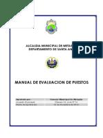 6-Manual de Evaluacion de Puestos