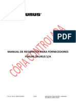 7.4 3 01 Manual de Requisitos de Fornecedores Rev 00 - CONTROLADA