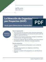 Dirección de Organizaciones por Proyectos.pdf