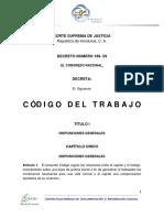 Codigo del Trabajo (Actualizado 2015).pdf