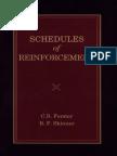 Schedules of Reinforcement.pdf