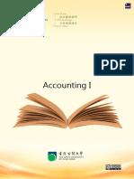 Accounting I 12841